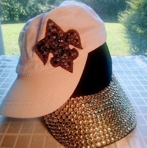 NWOT Women's Blingy Hat Lot